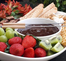 Kit Fondue Chocolate Belga